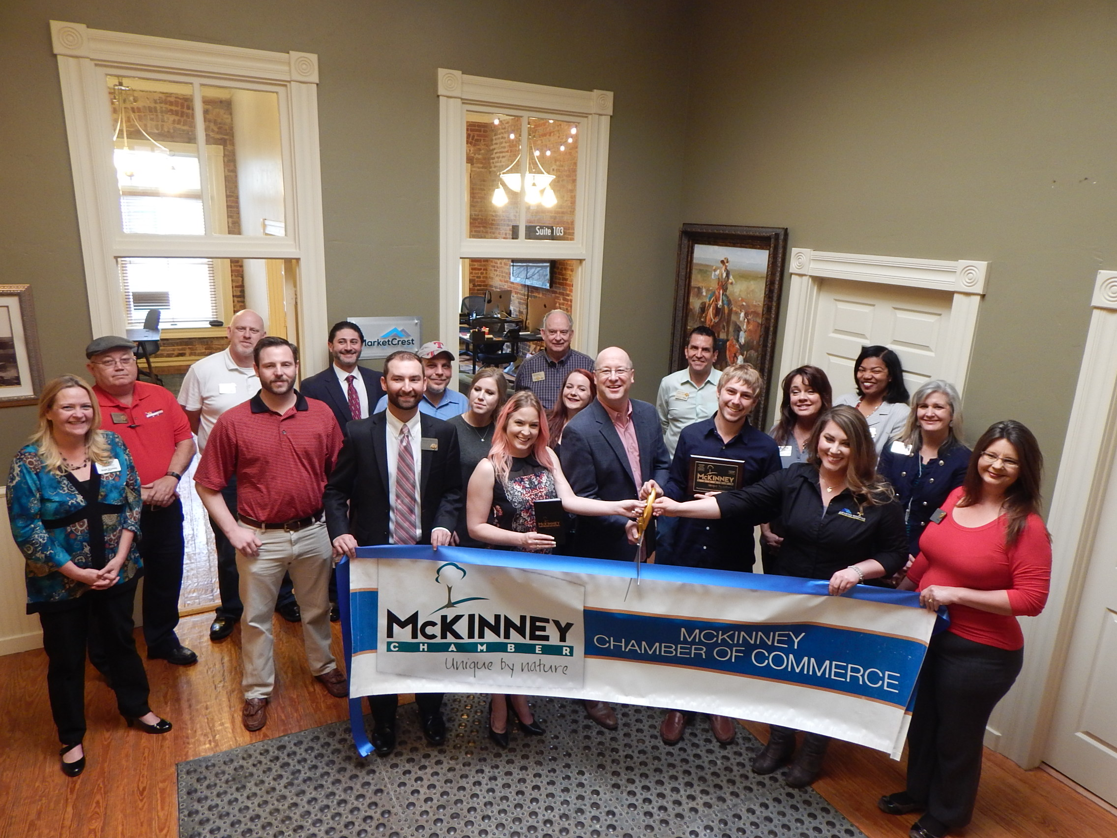 MarketCrest Joins McKinney Chamber