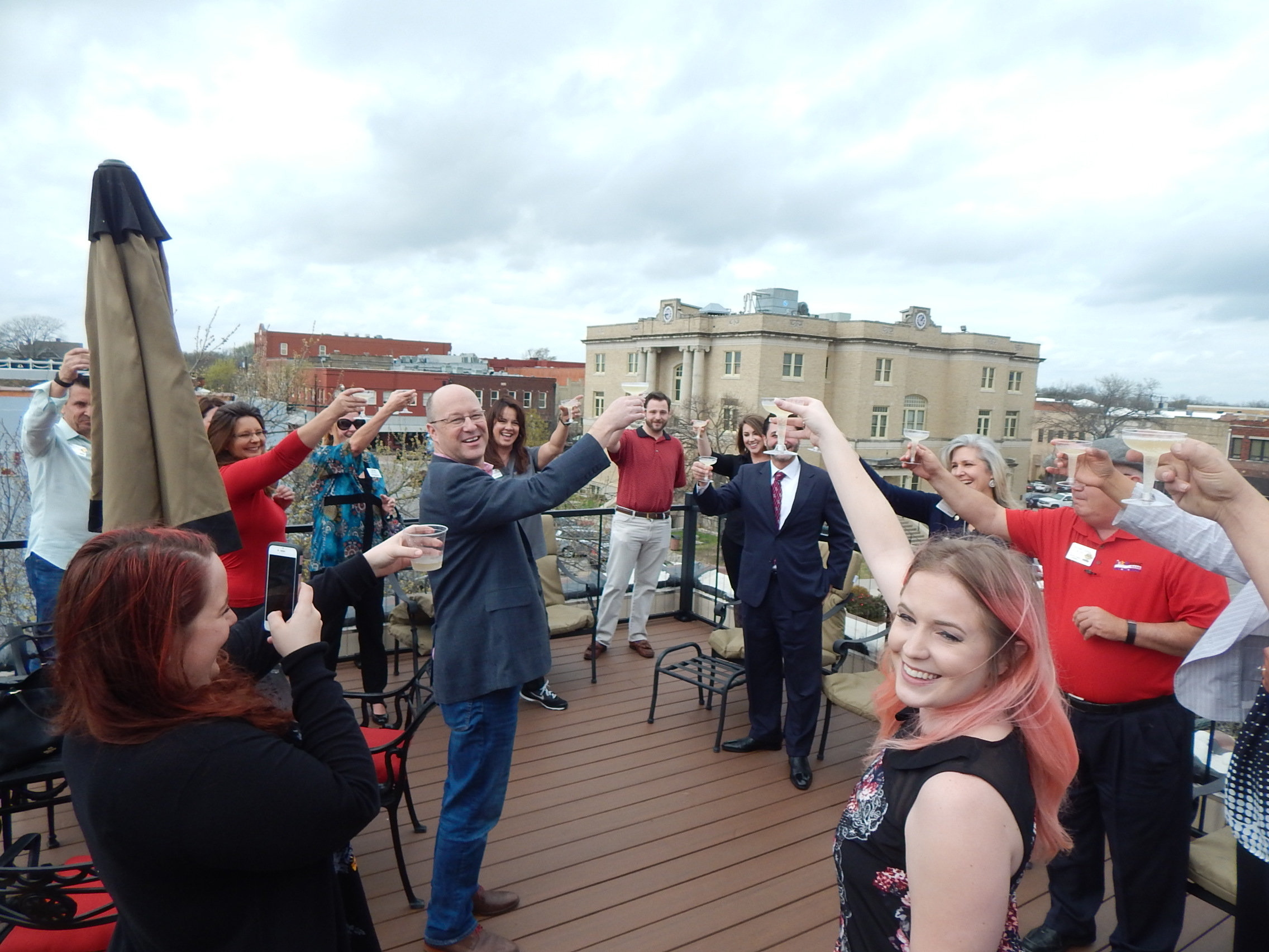MarketCrest Rooftop Celebration
