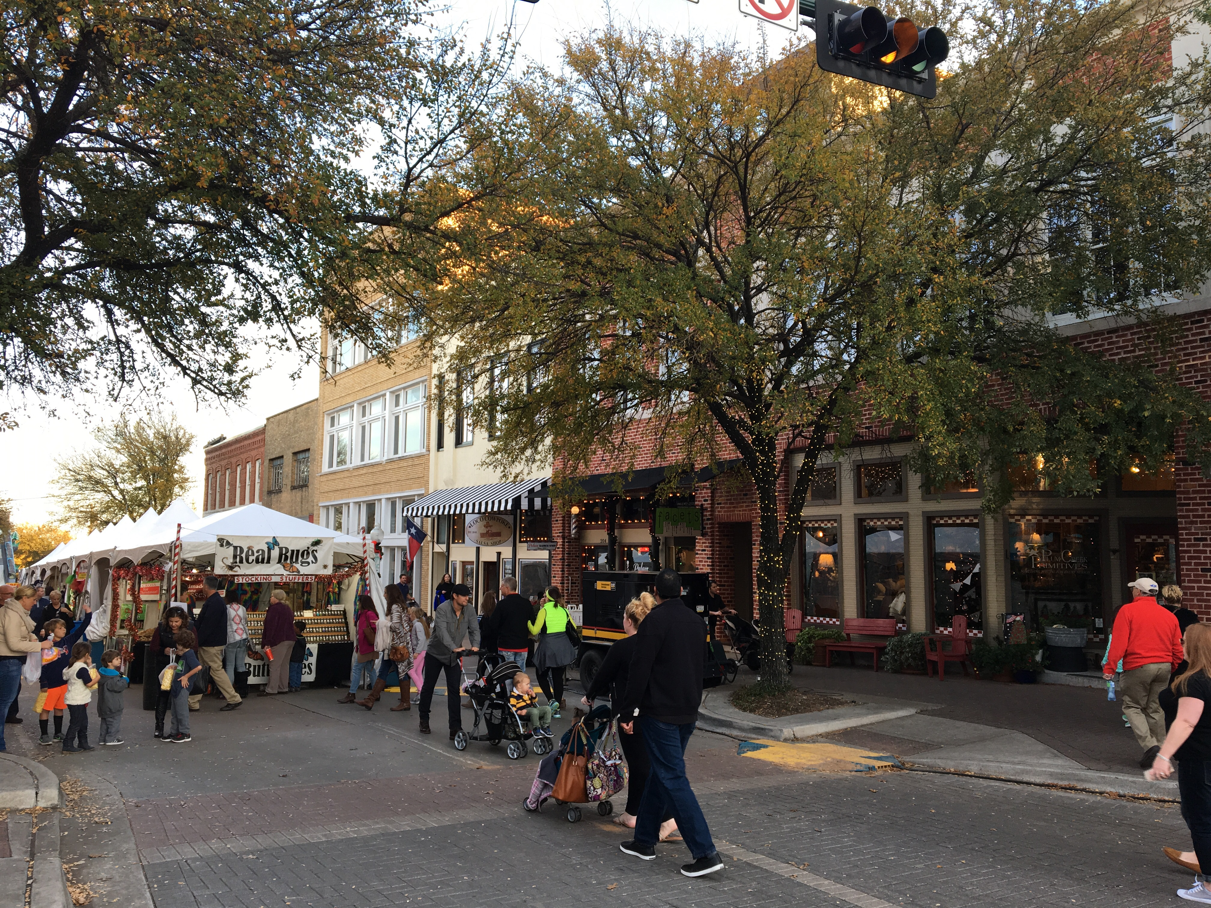 Downtown McKinney, MarketCrest FUN