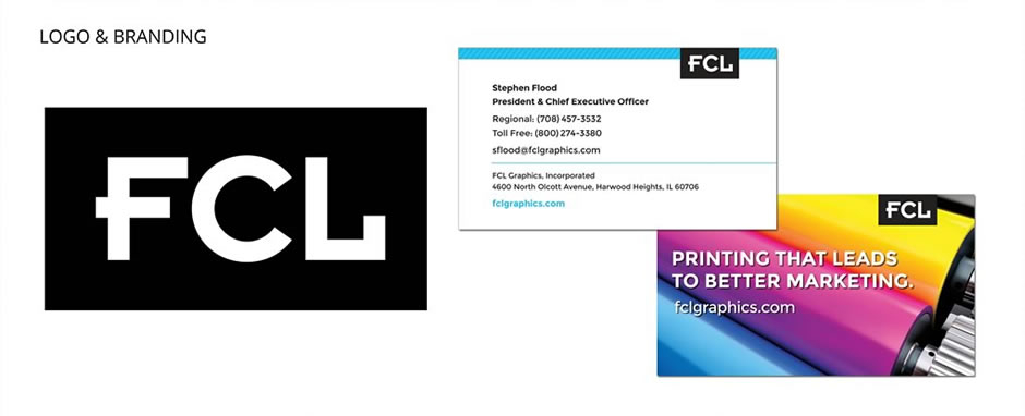 FCL Logo and Branding