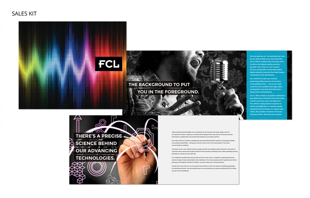FCL Sales Kit