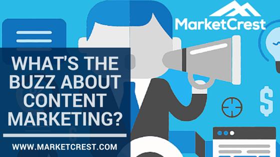 Content Marketing Buzz MarketCrest