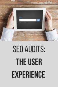 SEO audits the UX