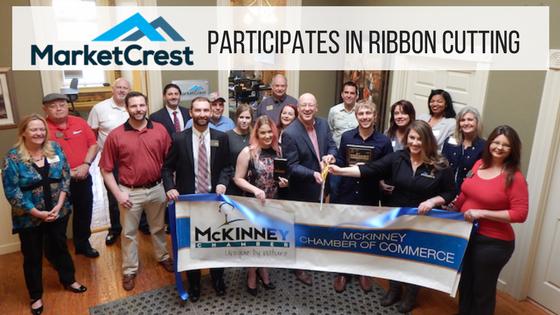 MarketCrest Ribbon Cutting Event McKinney, TX