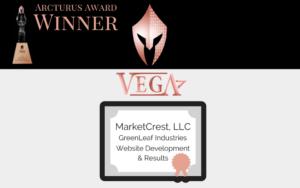 Vega Arcturus Award Winners MarketCrest