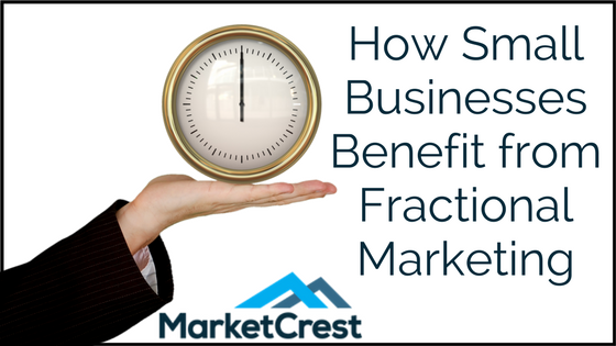 How Small Businesses Benefit from Fractional Marketing