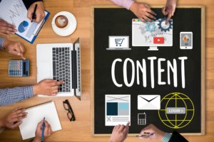 Content - Website Strategies