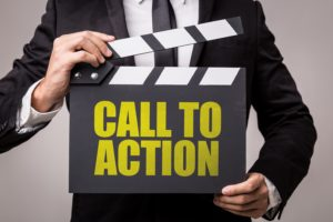 Website Strategies - Call to Action