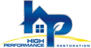 Roofing Marketing Strategies | High Performance Restoration Logo | MarketCrest