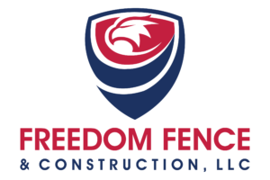 Freedom Fence Logo | Construction and Roofing Marketing | Marketcrest