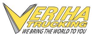 Veriha Trucking Logo | MarketCrest Digital Marketing | Dallas Marketing Agency
